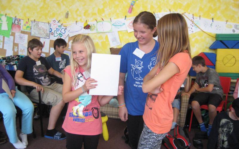 Adaptační kurz žáků 6. třídy