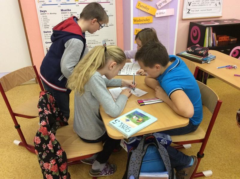 Činnostní učení v 5. třídě