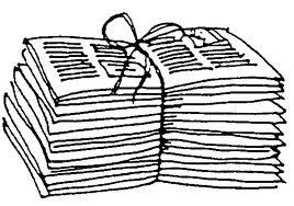 Žákovská rada Žárovka a podzimní sběr papíru