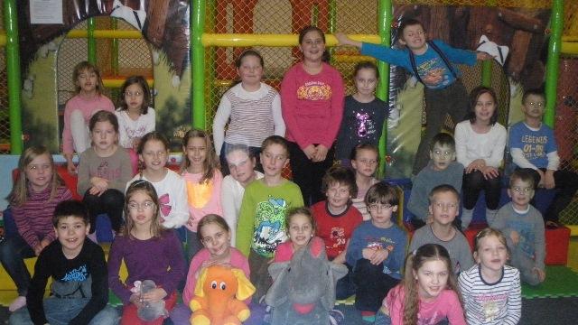 Jarní výlet školní družiny - 28. 3. 2013