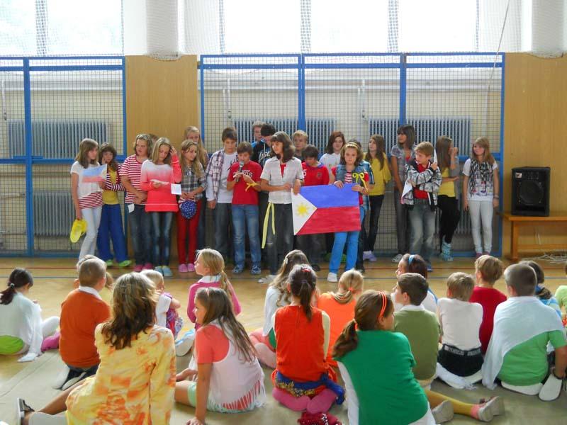 Evropský den jazyků 26. 9. 2013