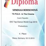 Diplom BOKISCHOVA