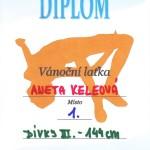 Diplom Keleová