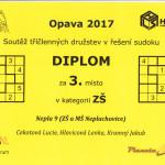 Diplom SUDOKU