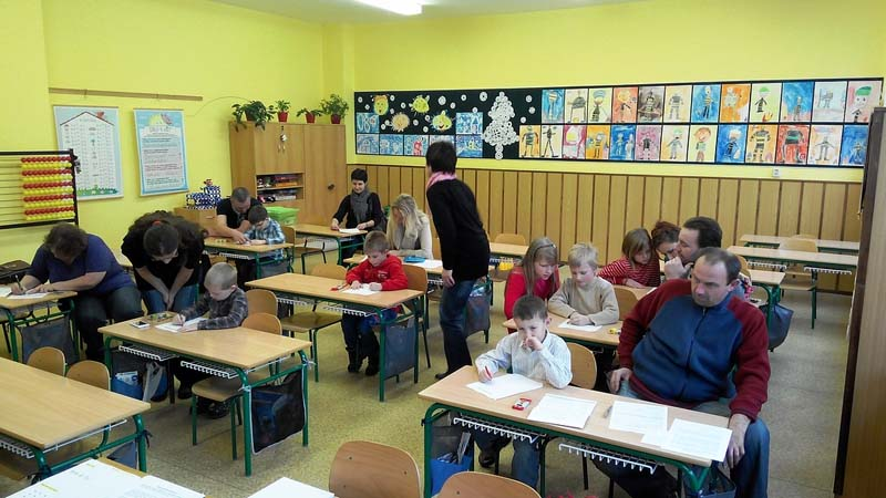 Průběh zápisu do 1. třídy, rozhodnutí o přijetí k základnímu vzdělávání
