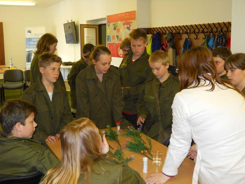 """Projekt – NatTech """"Podpora přírodovědného a technického vzdělávání v Moravskoslezském kraji"""""""