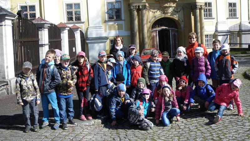 Velikonoční výlet školní družiny – 17. 4. 2014