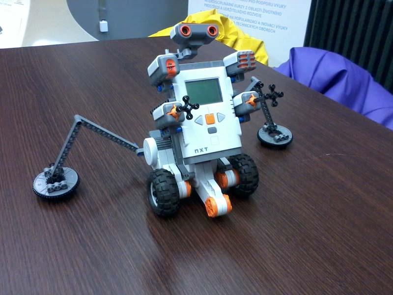 Zapojení žáků naší školy do projektu NatTech
