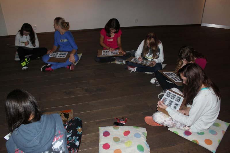 O tom, jak se v Domě umění v Opavě v rámci Evropského dne jazyků zpívalo o Španělsku…