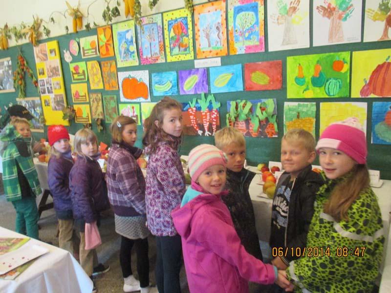 Projekt Malý zahradník – ze života školní družiny