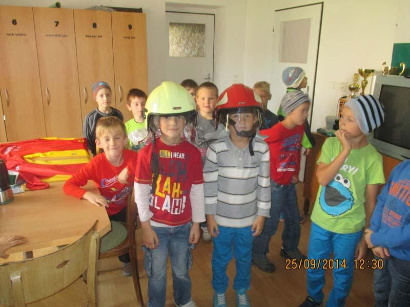 Projekt Soptík ve školní družině