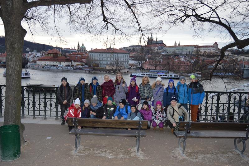 Pátá třída a Ledová Praha