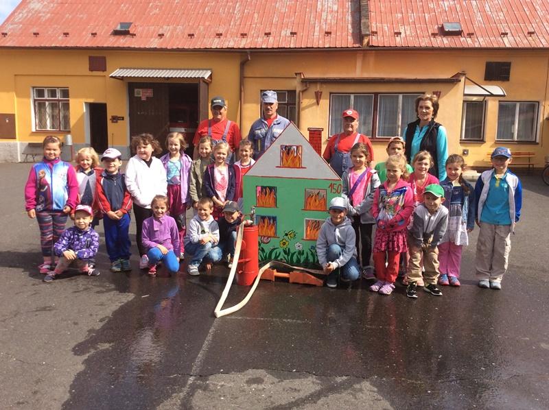 Ze života školní družiny - projekt Soptík