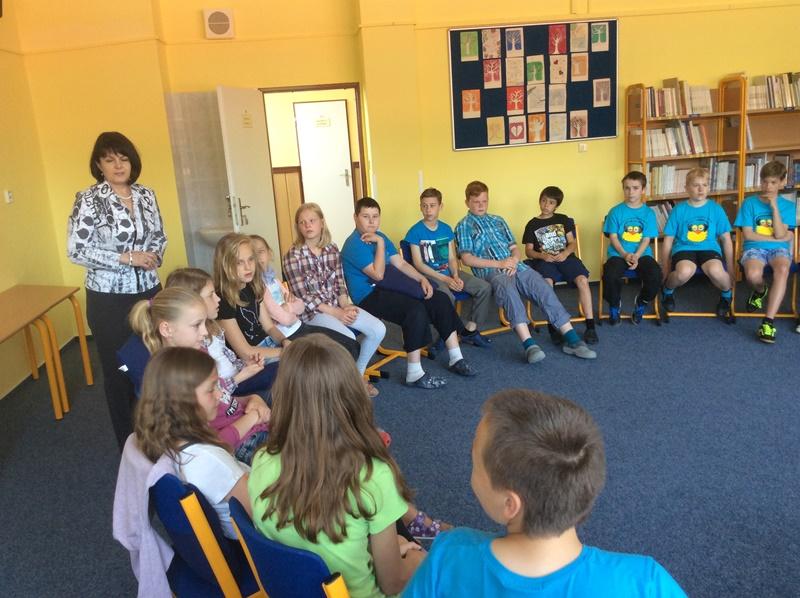 Žáci z Brumovic u nás na návštěvě