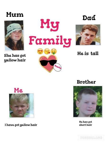 Třeťáci a jejich rodina