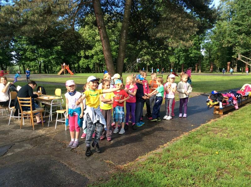 Děti ve škole i ve školce oslavily svůj svátek