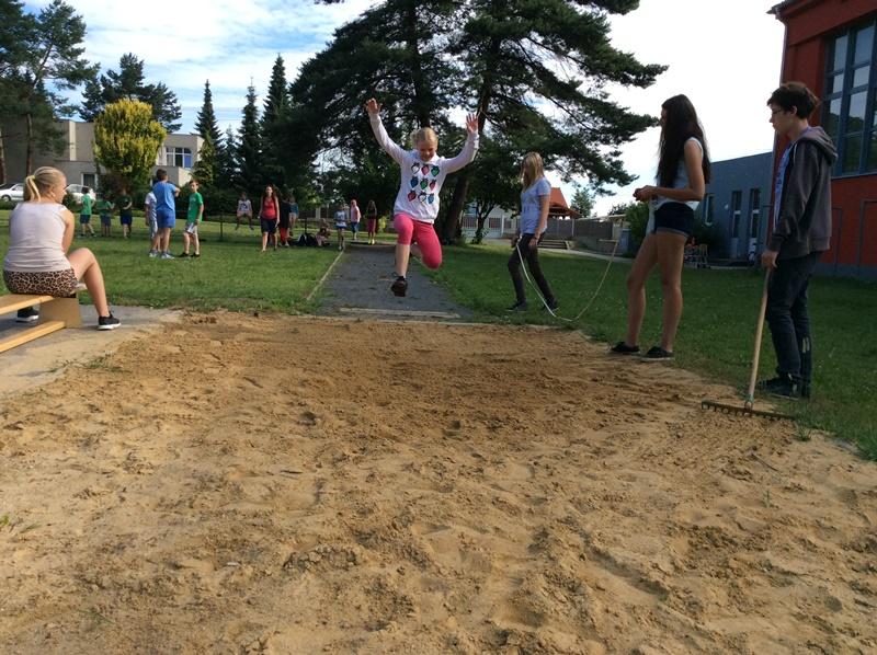 Školní olympijské závody