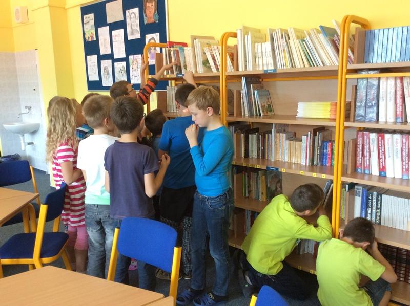 Knihovnice
