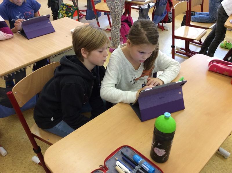 Čeština s iPady