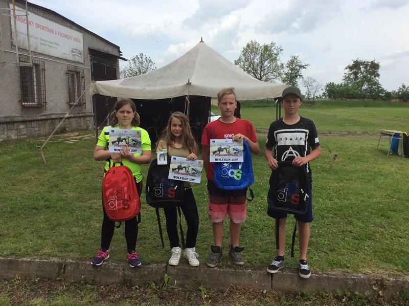 Branné závody v Opavě skončily pro naši školu velkým úspěchem