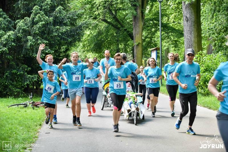 JOY RUN – Běháme pro handicapované děti
