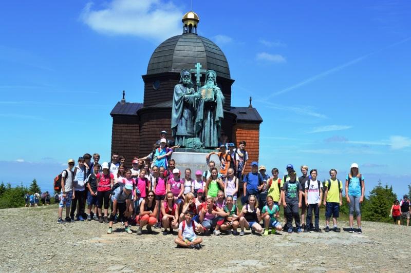 Školní výlet - Pustevny - Radhošť - Rožnov pod Radhoštěm
