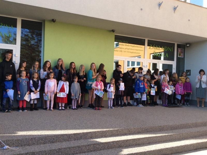 4. září - slavnostní zahájení školního roku 2017/2018