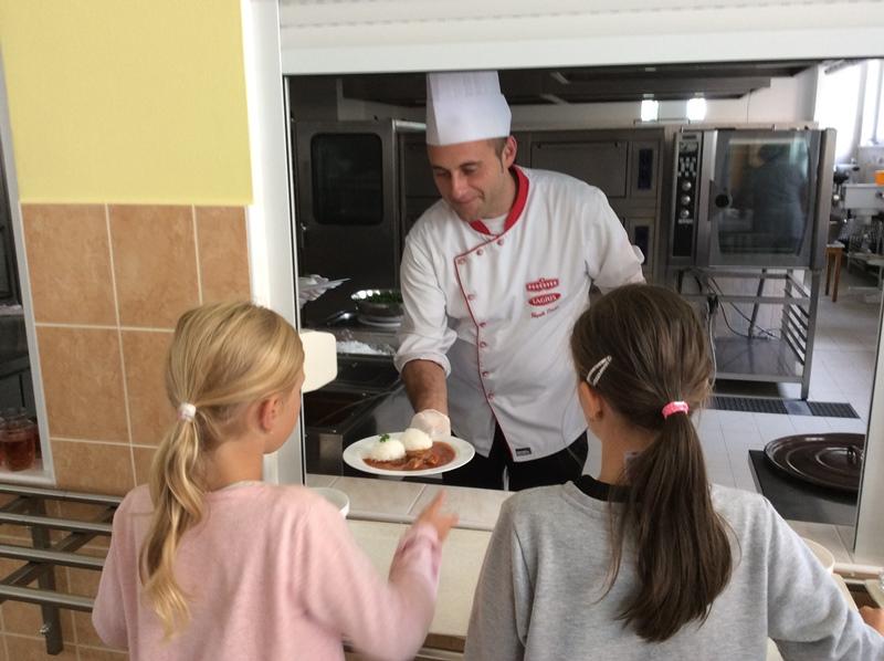 Vaříme s kuchařem Zbyňkem Diatkou