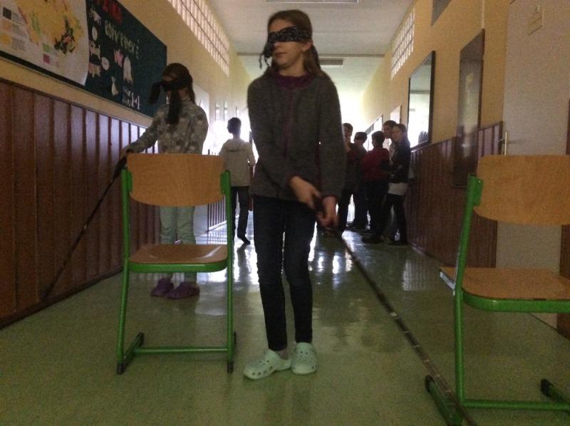 Mezinárodní den nevidomých s Žárovkou