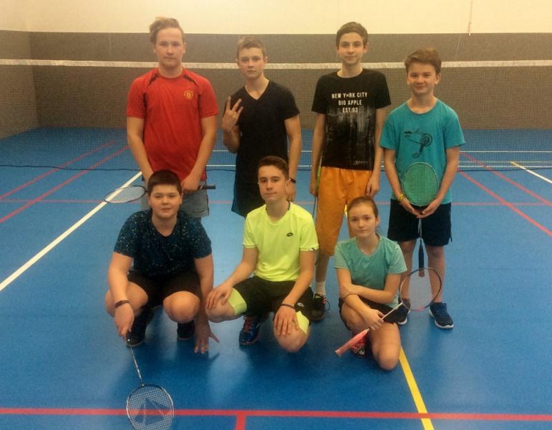 Turnaj v badmintonu přinesl dvě první místa