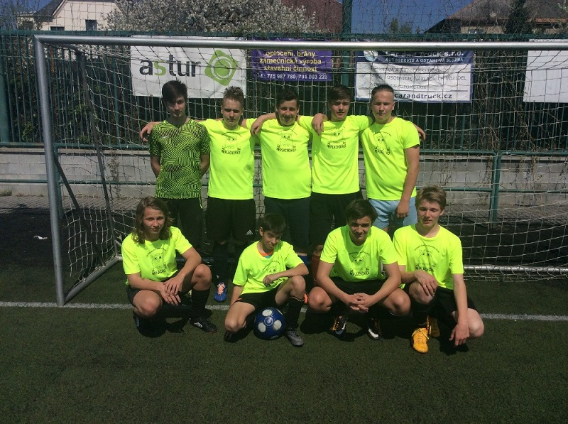 Turnaj v Minifotbale