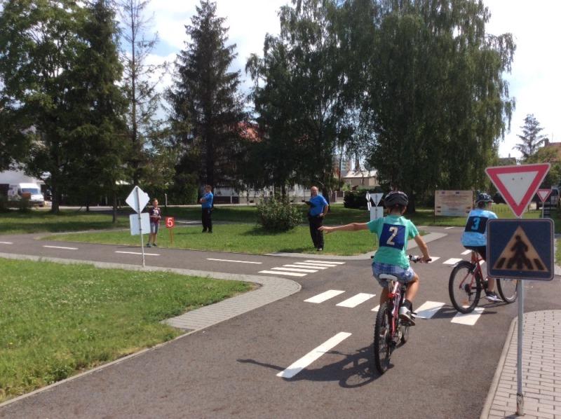Zkoušky aneb Průkaz cyklisty