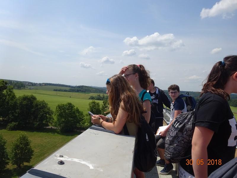Exkurze do Národního památníku II. světové války