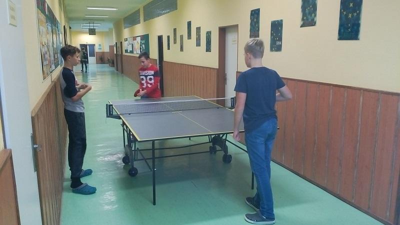 Turnaj ve stolním tenis