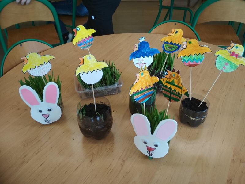 Svátky jara ve školní družině