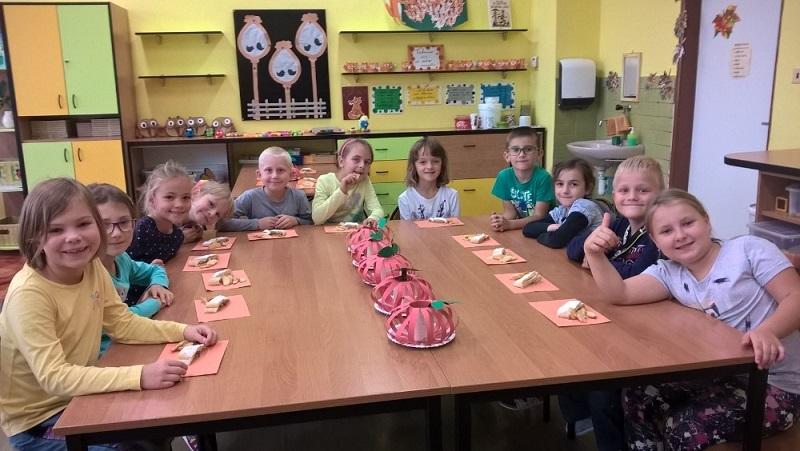 Jablíčkohraní ve školní družině
