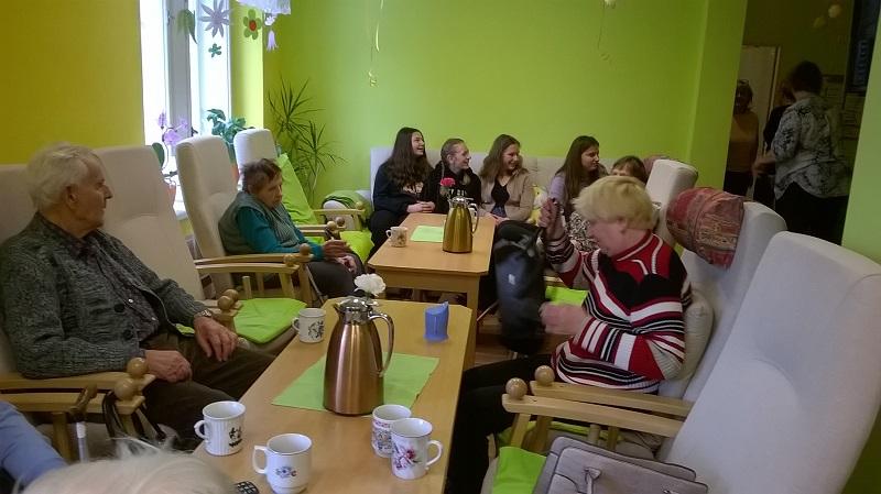 Mezigenerační setkání